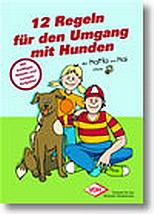Broschüre Hunde und Kinder vom VDH